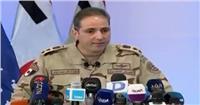 المتحدث العسكري: بعض وسائل الإعلام تتداول معلومات غير صحيحة.. فيديو