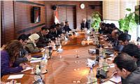 إسماعيل: نثمن جهود القوات المسلحة والشرطة للقضاء على الإرهاب