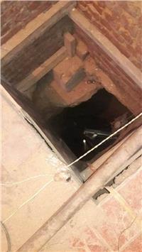 استنفار أمني بالزيتون للبحث عن جثة «ميدو» |صور
