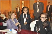 ميرفت التلاوي: نعتزم عمل تمثال لجميلة بوحيرد