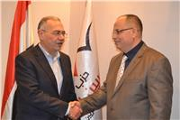 رئيس «المصريين الأحرار» يستقبل منسق حملة «مواطن»