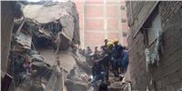 «الصحة»: وفاة طفل وإصابة 16 في عقار «منشأة ناصر»
