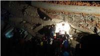 انتشال كافة ضحايا عقار «منشأة ناصر» من تحت الأنقاض
