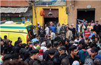 «الصحة»: 3 وفيات و18 مصابًا في انهيارعقار بمنشأة ناصر حتى الآن