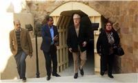 سفير إسبانيا بالقاهرة يشيد بعظمة وجمال الآثار المصرية