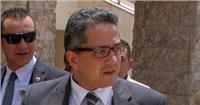 العناني يشارك في ختام «سيمبوزيوم مصر الدولى للنحت»
