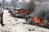 18 قتيلًا خلال انفجار سياراتين وسط مقديشيو