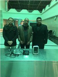 جمارك مطار أسيوط تضبط محاولة تهريب كمية من الأجهزة الطبية