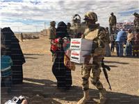 أهل العريش: قلوبنا وسواعدنا مع القوات المسلحة في الحرب على الإرهاب