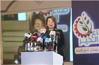 غادة والي: مساهمات المجتمع المدني والقطاع الخاص مقدرة من الدولة