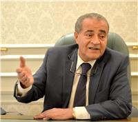 وزير التموين: خطة لإنشاء مناطق لوجيستية في سيناء