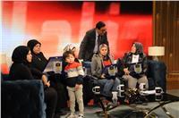 تكريم عدد من أسر الشهداء في «مصر النهاردة»