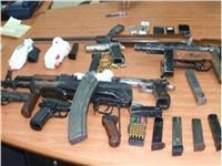 حائزو الأسلحة النارية غير المرخصة بالمحافظات في قبضة رجال الأمن