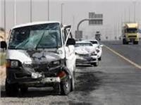 وفاة ٩ وإصابة ٤ فى حادث تصادم ببورسعيد