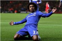 فيديو| ويليان يحرز الهدف الأول لـ«تشيلسي» في «مانشستر يونايتد»