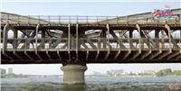 حارس «كوبري إمبابة»: «الأطفال بتموت.. والقطارات ممكن تتقلب» |فيديو