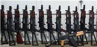 ضبط 70 قطعة سلاح ناري في حملة أمنية بالمحافظات