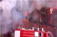 السيطرة على حريق داخل شقة بالعمرانية