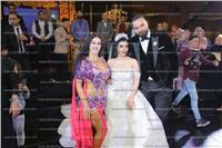 صور| الليثي وصوفينار وحجاج يتألقون في زفاف «محمد وياسمين»