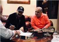 أحمد السبكي يتعاقد مع محمد سعد على فيلمه الجديد