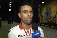 بالفيديو.. حازم إمام: أنهينا مباراة الطلائع من الشوط الأول