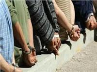 «أمن القاهرة» ضبط 190 سايس بدون ترخيص  وبحوزتهم أسلحة بيضاء