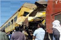 الهلال الأحمر يتوجه إلى موقع حادث قطار البحيرة