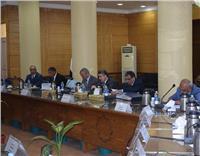 مجلس جامعة بنها يستعرض معدلات تنفيذ الخطة الاستراتيجية