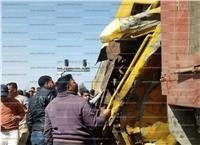 «الوطنية للإعلام» تنعى ضحايا حادث «قطار البحيرة»