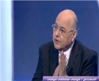 موسى مصطفى: برنامجي الإنتخابي تم عرضه بحضور السيسي منذ 18 شهراً