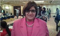 ميرفت موسى تشارك في مؤتمر دعم الرئيس السيسي بالمنيا