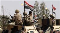 القوات المسلحة تصدر البيان الـ13 للعملية العسكرية «سيناء 2018».. «فيديو»