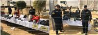 صور| تكريم أسر الشهداء احتفالاً باليوم العالمى للحماية المدنية