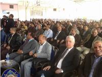 مؤتمر حاشد للعاملين بالسكة الحديد في طنطا لدعم «السيسي»