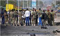 أنباء عن تفجير انتحاري استهدف قاعدة عسكرية في الصومال