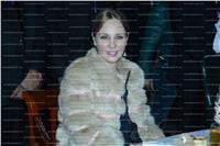 صور  شيرين رضا تخطف الأضواء بعرض «فاشون شو»