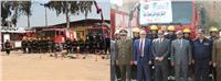 «الداخلية» تكرم شهداء الحماية المدنية في يومهم العالمي