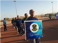 وزارة الرياضة تطلق فعاليات اللقاء الرياضي المجمع لمراكز الرواد بالأقصر