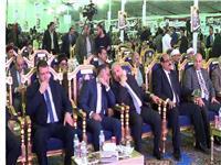 """مؤتمر """"الإسكندرية تتحد"""" لدعم الرئيس السيسي لفترة رئاسية ثانية"""