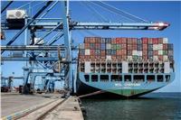 وصول 434 ألف طن سلع استراتيجية إلى ميناء الإسكندرية