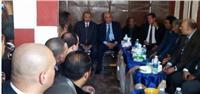 نقابة المحامين تقيم عزاء لـ«محامي الإسكندرية» بمشاركة عاشور