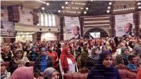 المرأة الشرقاوية تؤيد الرئيس السيسي في مؤتمر بالزقازيق