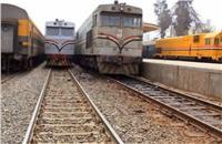 السكة الحديد: سيارة نصف نقل تقتحم مزلقان بالمحلة الكبرى