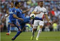 بث مباشر.. ريال مدريد وخيتافي في الدوري الإسباني