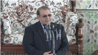 حسن راتب: ما يحدث في سيناء حرب «شرف» و «عزة» ضد الإرهاب