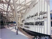 مطار القاهرة يستعد لاستقبال ولي العهد السعودي