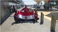 عودة أبطال الأولمبياد الخاص بعد المشاركة في ترايثلون الإمارات