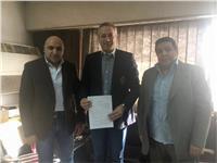 تامر أمين في «راديو مصر» للاتفاق على تفاصيل «ع الرايق»