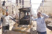 «شهادة أمان» هدية الرئيس السيسى لعمال اليومية