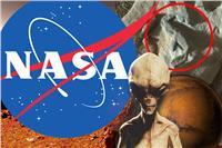 فيديو وصورl كائنات على كوكب المريخ